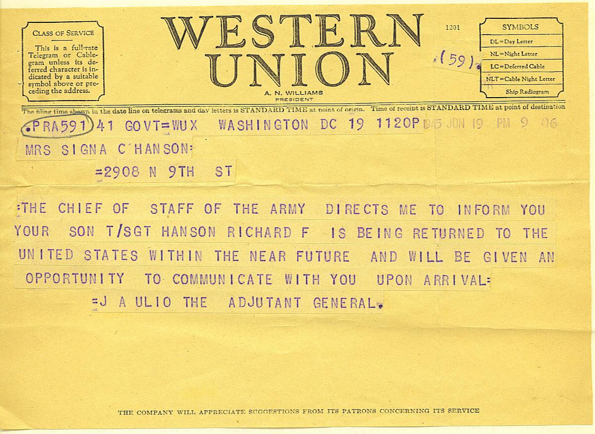 westwr union